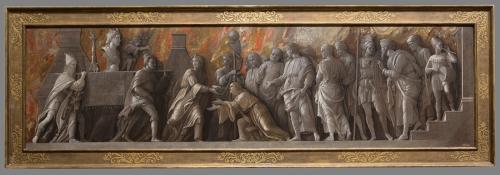 NG Mantegna NG902 before