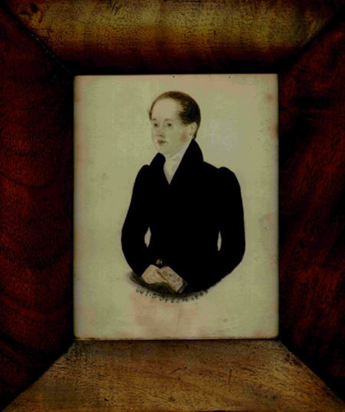 5 Joseph Savory father of CHS 1833 ed