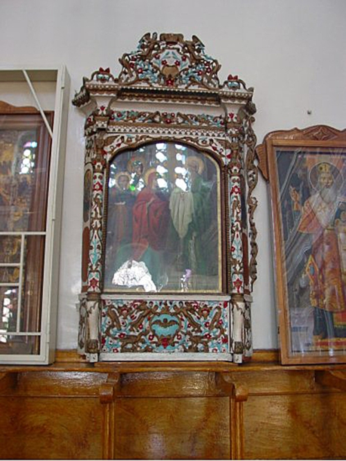 An Introduction To Greek Orthodox Shrines The Frame Blog