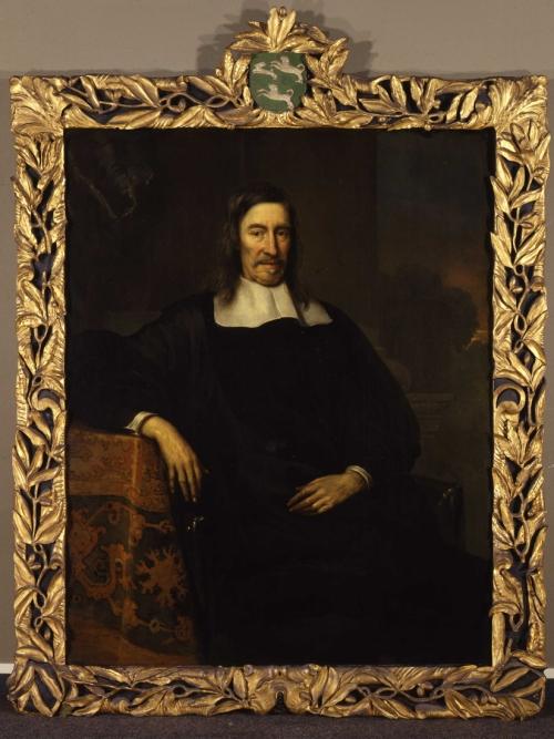 12 Jacob de Witt before restoration sm