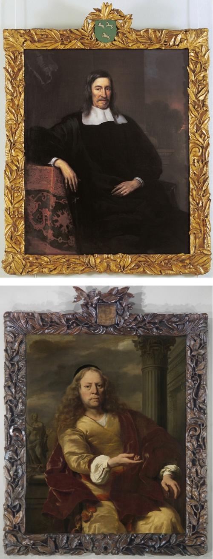 13 Jan de Baen Jacob de Witt Ferdinand Bol Portrait of a man