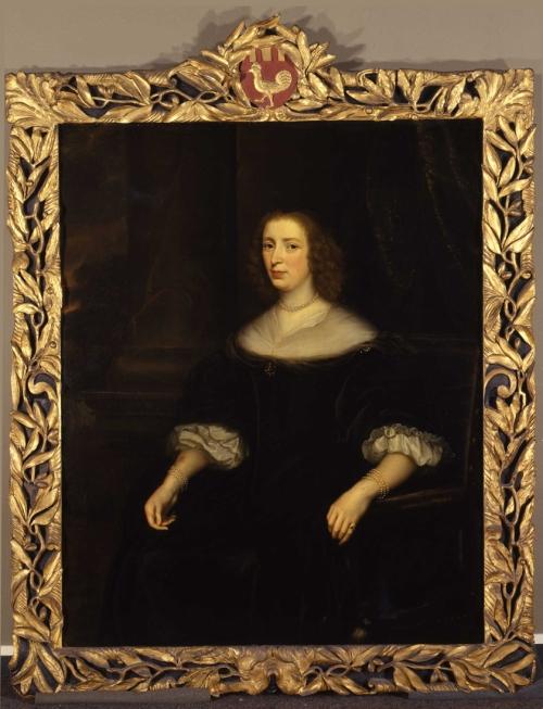 15 Anna v d Corput before restoration sm