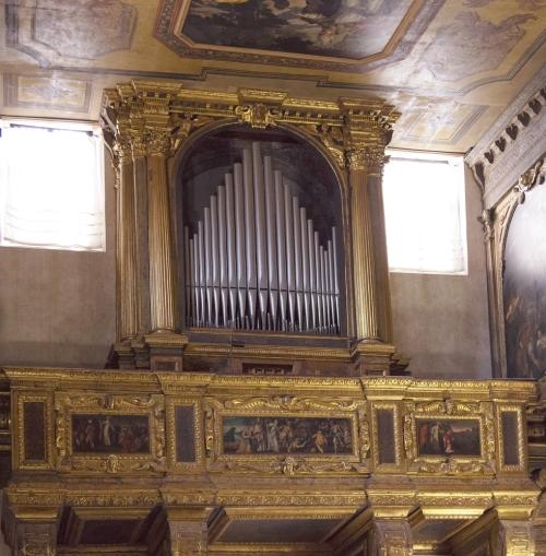 San Nicolò dei Mendicoli (Venice) Organ