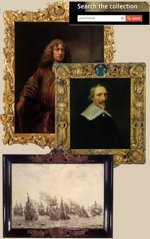 11 Rijksmuseum search collage