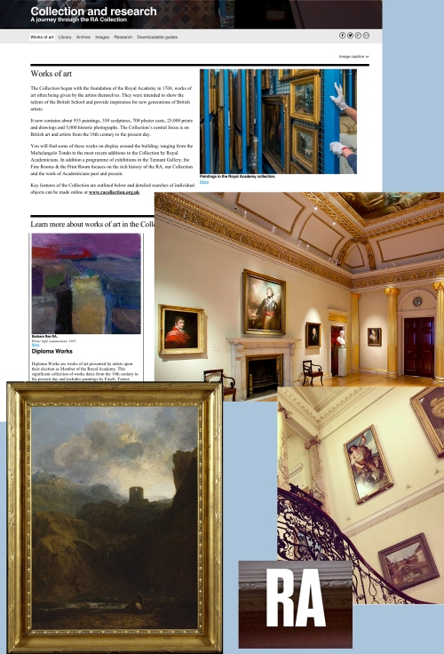 19 Royal Academy website
