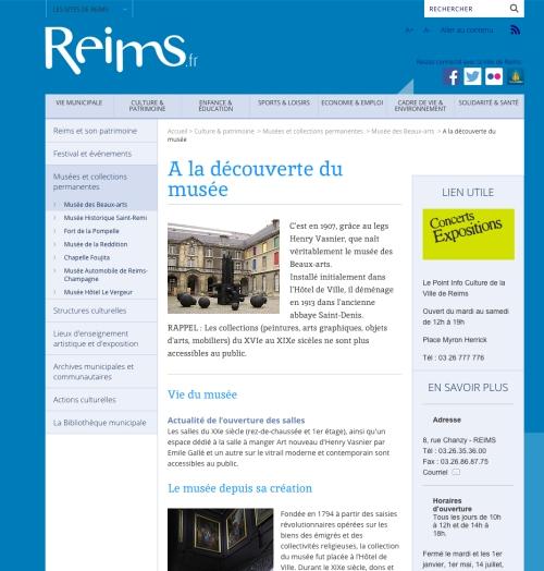 3 Mus des BeauxArts Reims