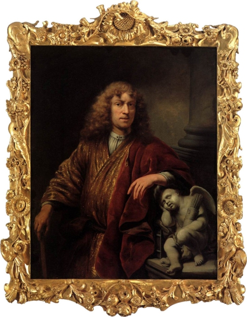 4 Rijksmuseum Ferdinand Bol Self Portrait c1669 Rijksmuseum sm