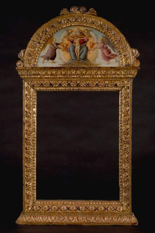 5 Florentine frame c1480to1500 sm