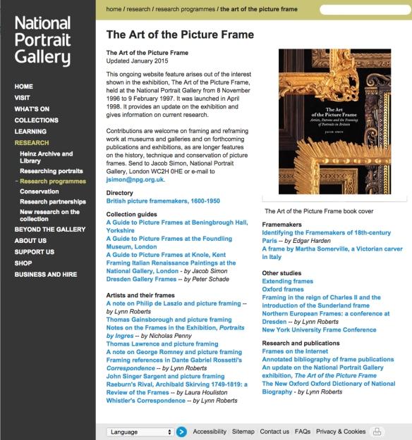 Royal Academy   The Frame Blog