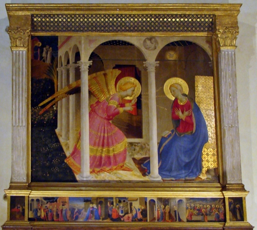 Fig 37 Fra Angelico Cortona Annunciation sm