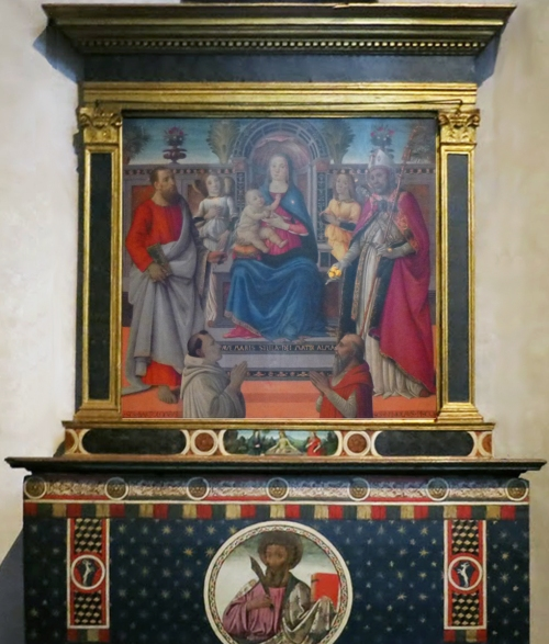 Fig 43 Raffaellino del Garbo Madonna and Child Adrian 2 sm