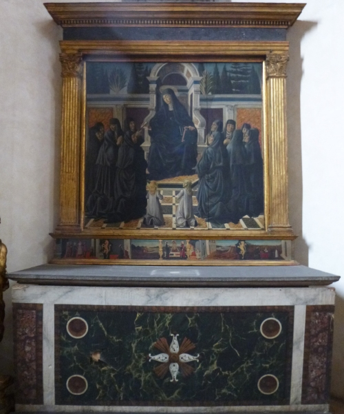 Fig 44 Botticini and altar Adrian sm