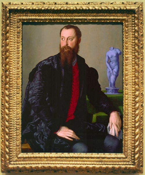 17 Bronzino 1503to72 Portrait of a man c1550to55 NG of Canada Ottawa sm