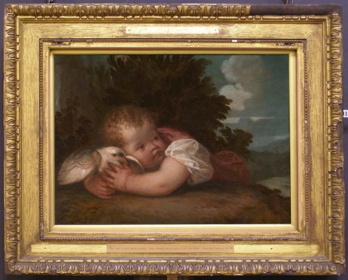 21 NG933 Titian in previous Watts frame sm