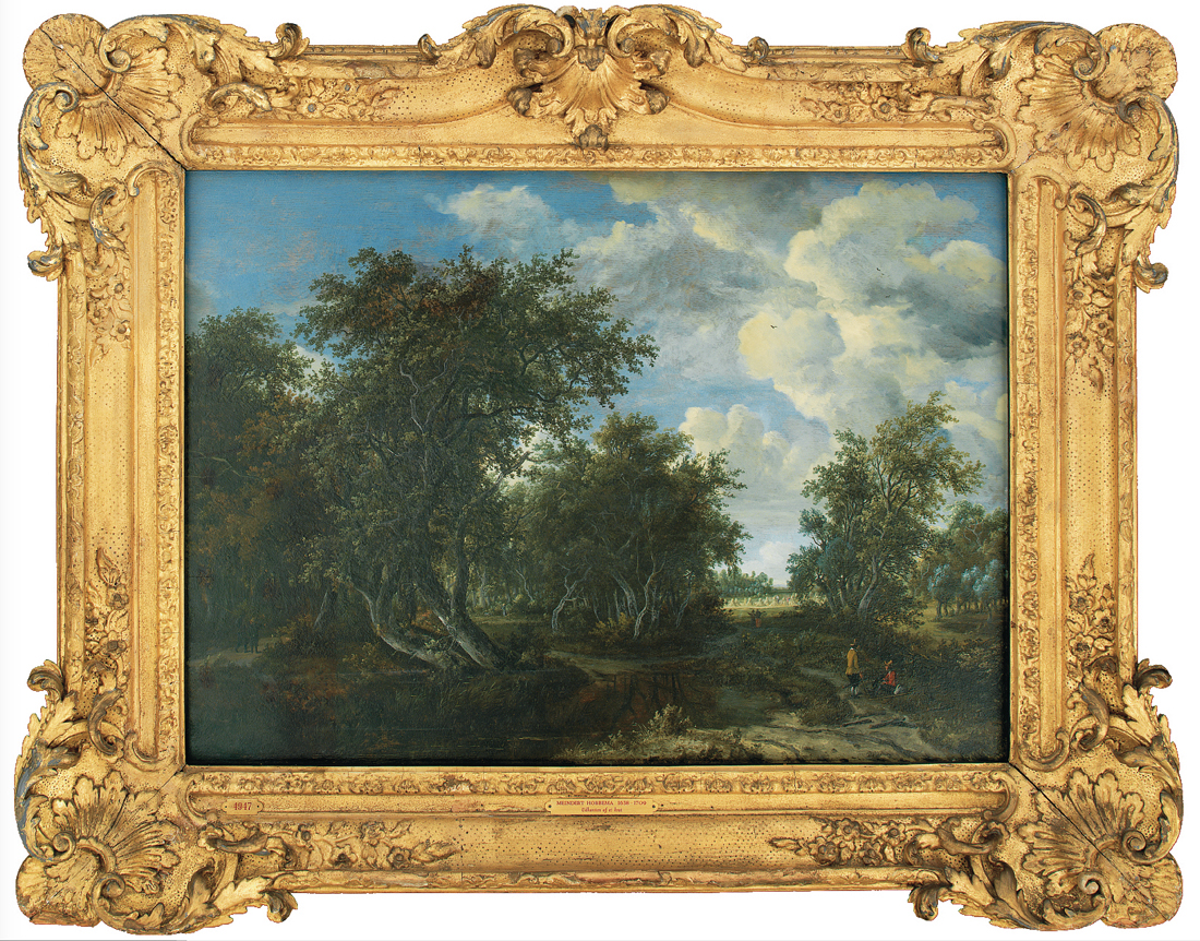 Frames: State of the Art  Part 2: Picture frames in the Royal Danish
