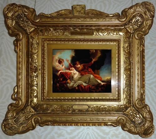 Henry Bone The death of Dido 1804 Royal Collection RC image 3sm