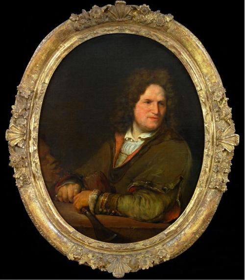 Arendt de Gelder Portrait of Hendrik Noteman 1698