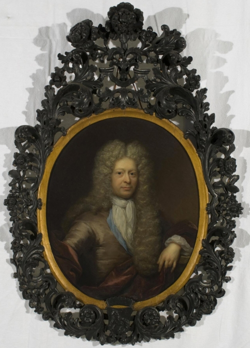 Arnold Boonen Portrait of Reynier Schaep 1657to1734 sm