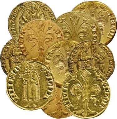 Florentine coins