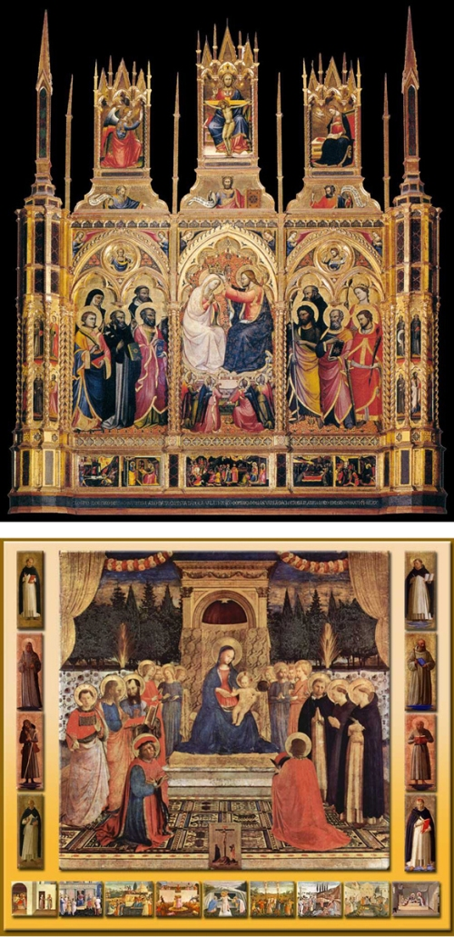 Lorenzo di Niccolò & Fra Angelico