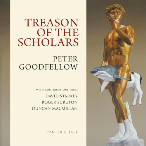 Treason of the scholars Book cover