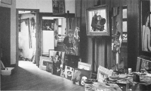 Braque Atelier 2