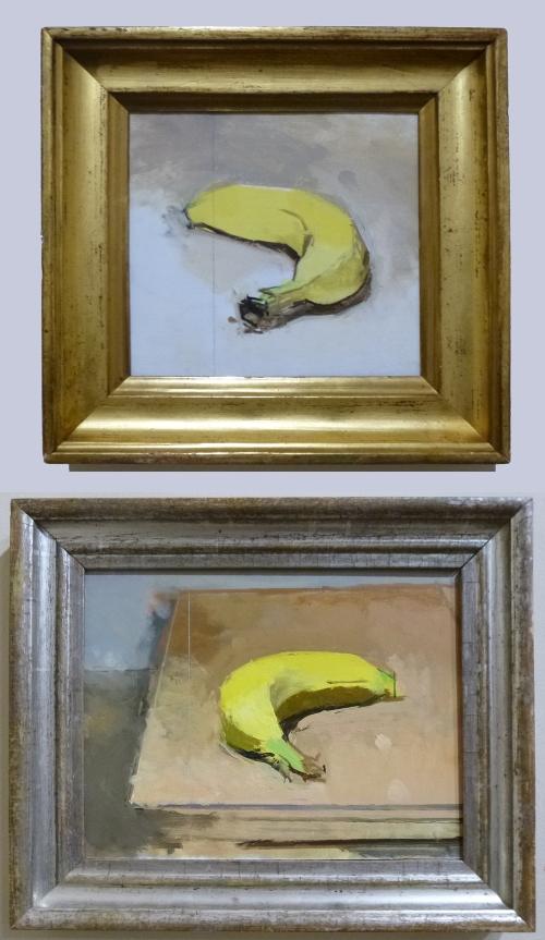 Robert Dukes Banana 2009 & 20011 sm