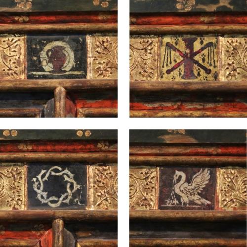 4 symbols from top L