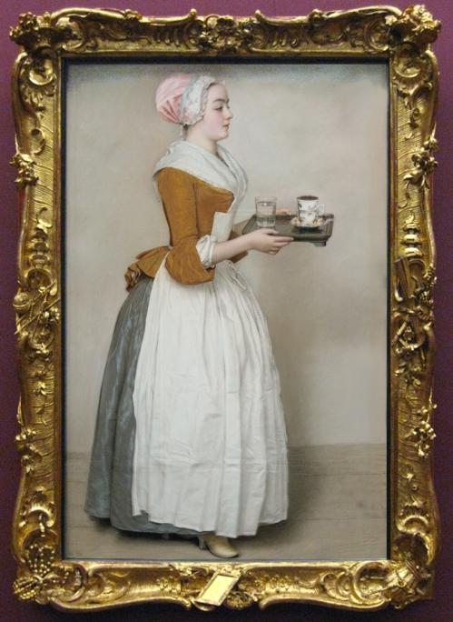 Liotard Das Schokoladenmädchen Dresden sm