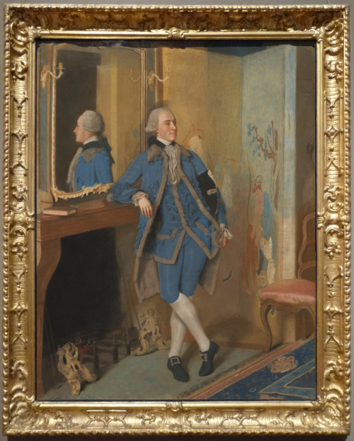 Liotard Viscount Mounstuart 1763 Getty Museum image sm