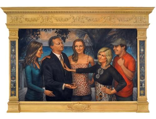 Gorham Family Portrait sm
