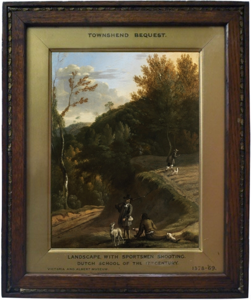 Image No 9 Van de Velde in travel frame