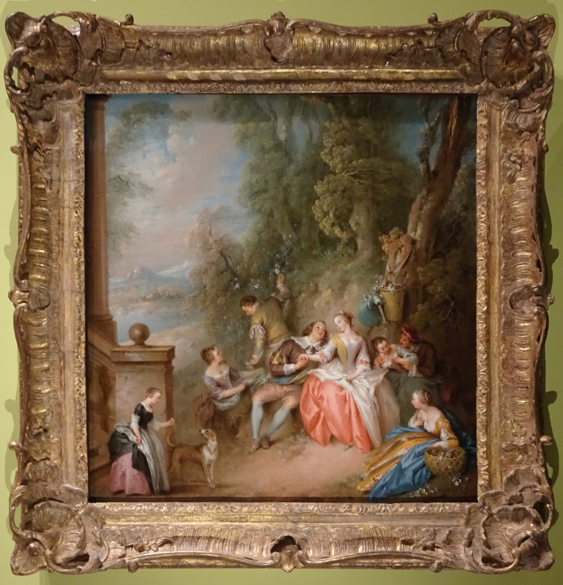 The Baroque Galleries at the V & A: Frames | The Frame Blog