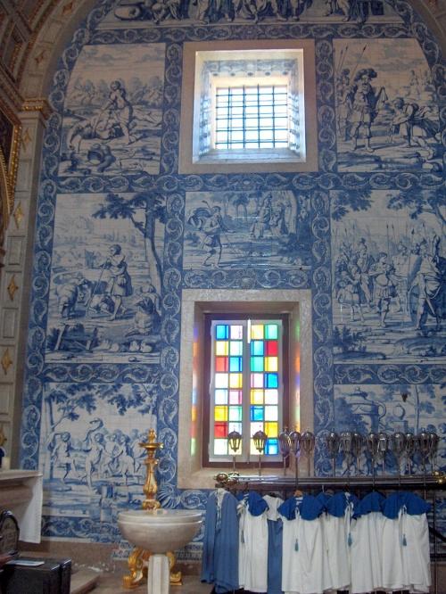 Cataloguing Baroque Azulejo Frames A Project In Progress