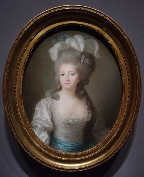 13 Vigee Le Brun La marquise de Montesson 1779 Versailles
