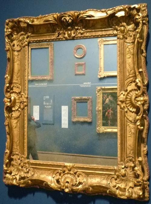 Chérin frame c1770 Getty Museum