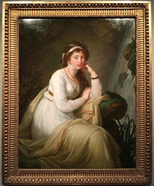 Countess Anna Ivanova Tolstaya