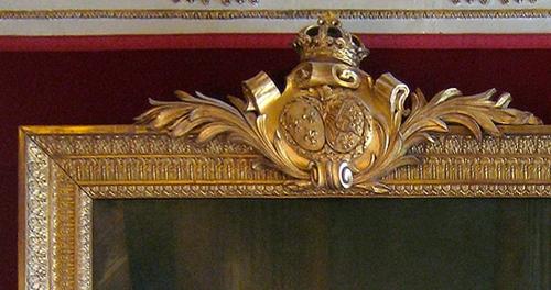 Elisabeth Vigée Le Brun MarieAntoinette & children 1785 Versailles ed crest