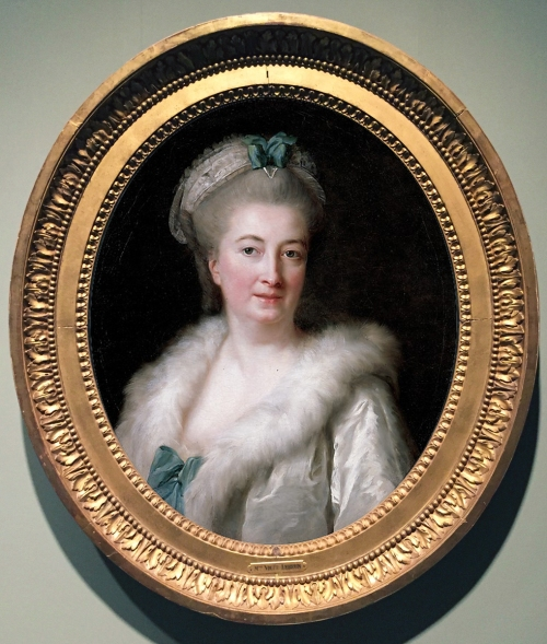 Madame Jacques Francois le Sevre, the Artist's Mother