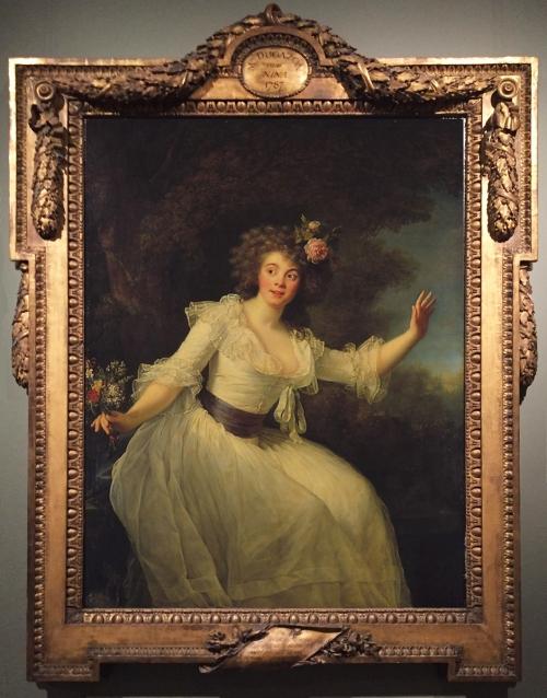 Madame Dugazon as Nina