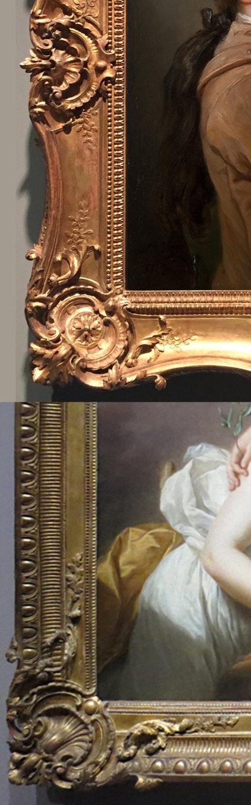 Peace & Abundance and Etienne Vigée Corners