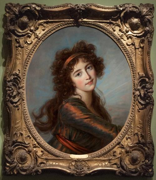 Vigée Le Brun Princess Caroline of Liechtenstein 1792 6570 B sm