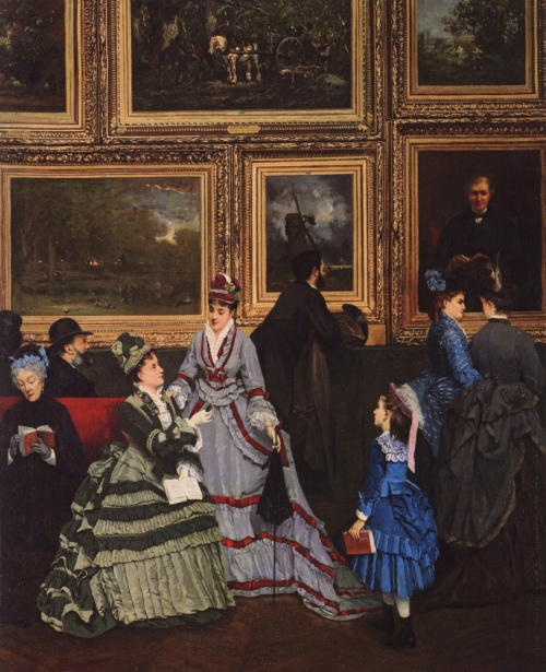 14 Camille Lassalle1839to query The Salon of 1874 Christies 2009