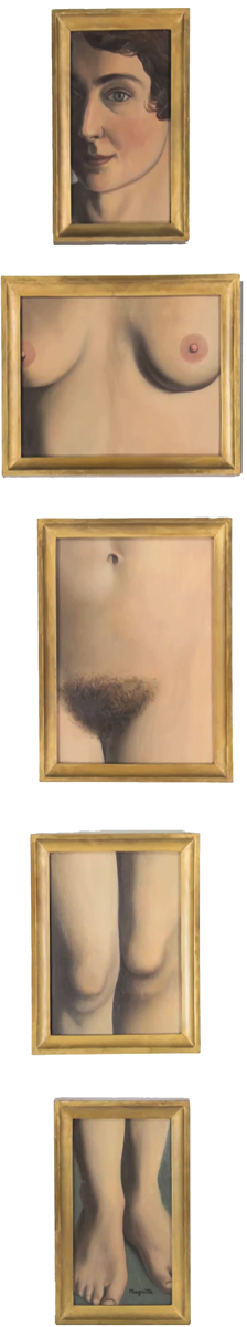 16 Magritte L evidence eternelle sm