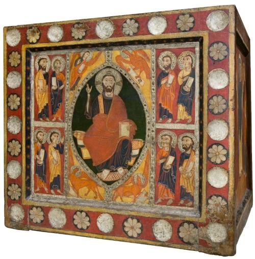4 Altar frontals Altar of Encamp C13 Andorra Museu d Art Catalunya Barcelona 2