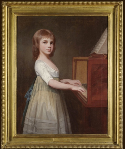 8 George Romney Margaret Casson 1781 35.5x27 ins 90x69cm Sotheby s 5 June 2008