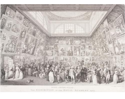 9 Pietro Martini engraving of JH Ramberg RA 1787 V&A image sm
