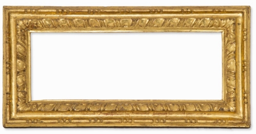 Lot 66 Sienese gadrooned frame C17 a