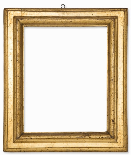 Lot 84 Italian giltwood moulding frame C17 a