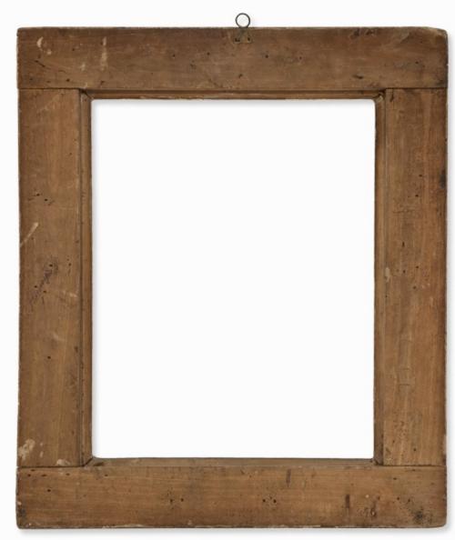 Lot 84 Italian giltwood moulding frame C17 d